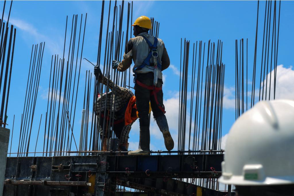 Seguridad y Salud en edificación y obras